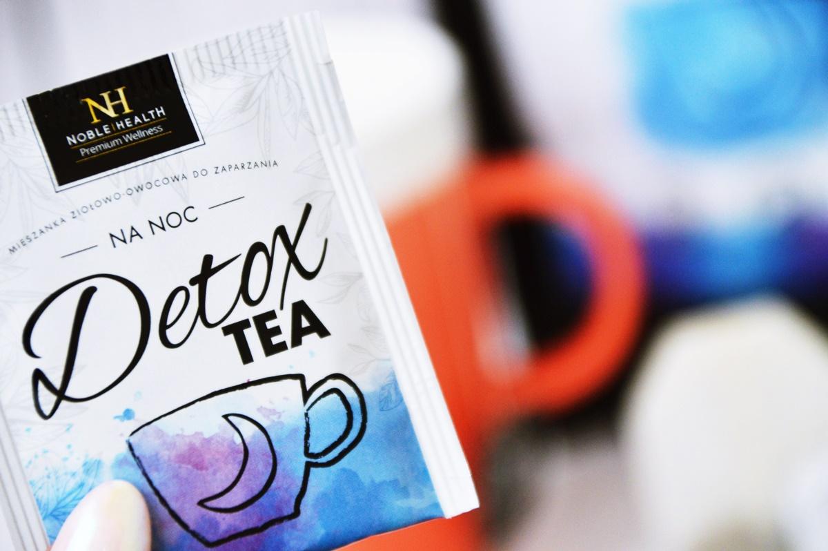 detox tea na noc