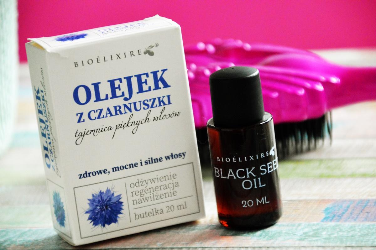 olejek do włosów bioelixire