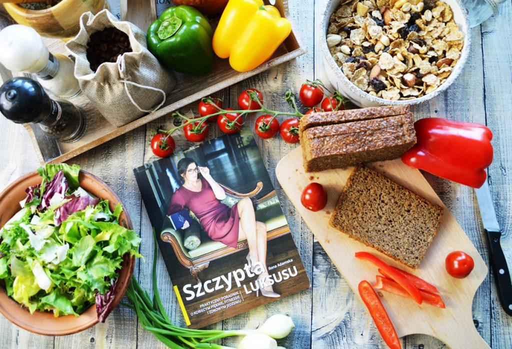 Praktyczny poradnik o kobiecym pięknie, fitnessie i zdrowym jedzeniu Ilony Adamskiej