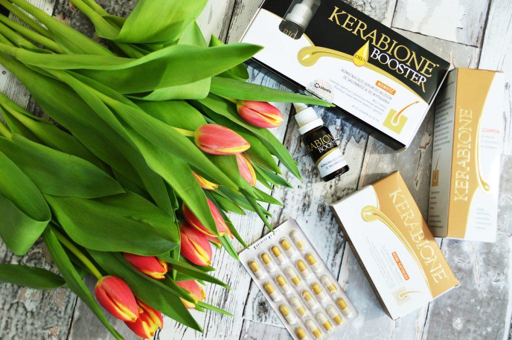 Kerabione – kompleksowa kuracja przeciw wypadaniu włosów