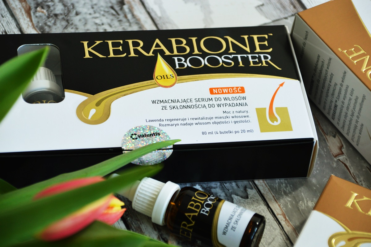 kerabione booster oils