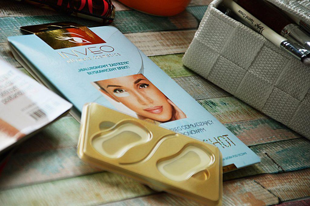 INVEO Ultimate Cosmetics. Natychmiastowy zabieg odmładzający z kwasem hialuronowym.