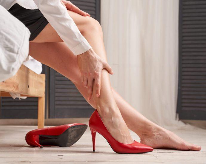 domowe sposoby na drętwienie nóg