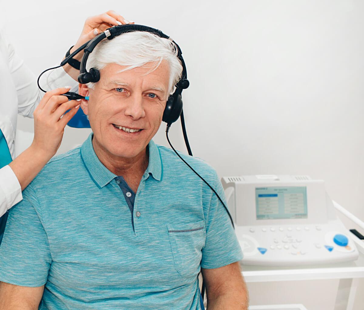 ak wygląda badanie słuchu